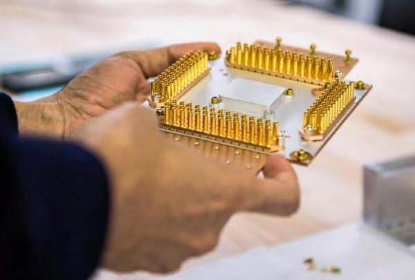 米グーグルの量子コンピューターは「量子超越」を達成した(同社提供)
