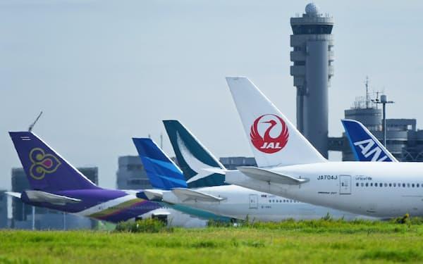 羽田空港の発着は、新ルートの活用で年間約4万回増える