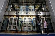 インドネシア中銀は、4カ月連続で政策金利を引き下げた=ロイター