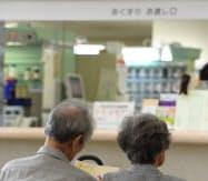 後期高齢者の医療費は現役世代の拠出金で4割を賄う