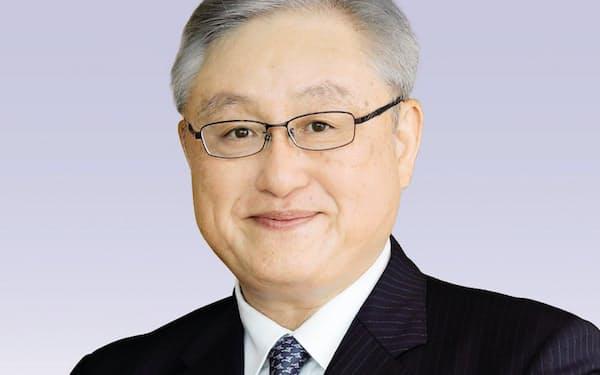 日立製作所の東原敏昭社長