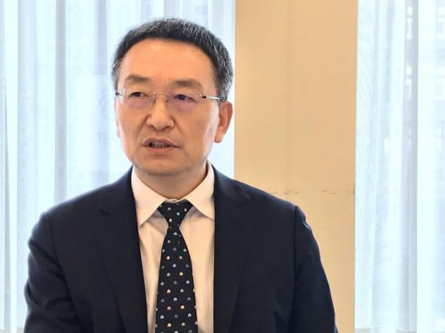 中国国家版権局版権管理局長 于慈珂局長