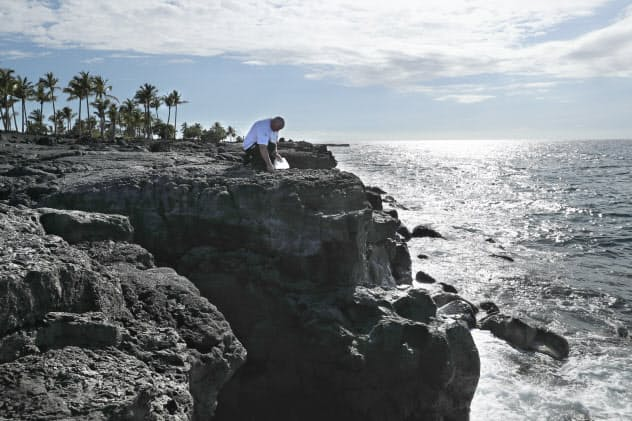 Big Island 地産地消の息づく島