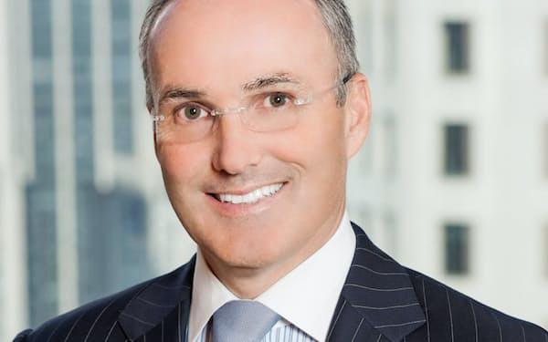 米トライアン・パートナーズの最高投資責任者、エド・ゴードン氏
