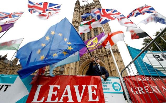 EUは社会や経済に混乱をもたらす「合意なき離脱」の回避を優先する=ロイター