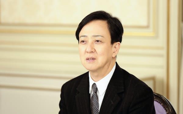 歌舞伎俳優の坂東玉三郎さん
