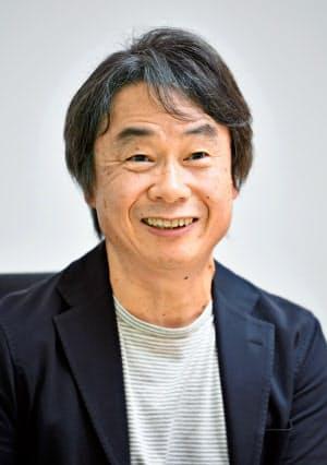 任天堂代表取締役フェローの宮本茂さん