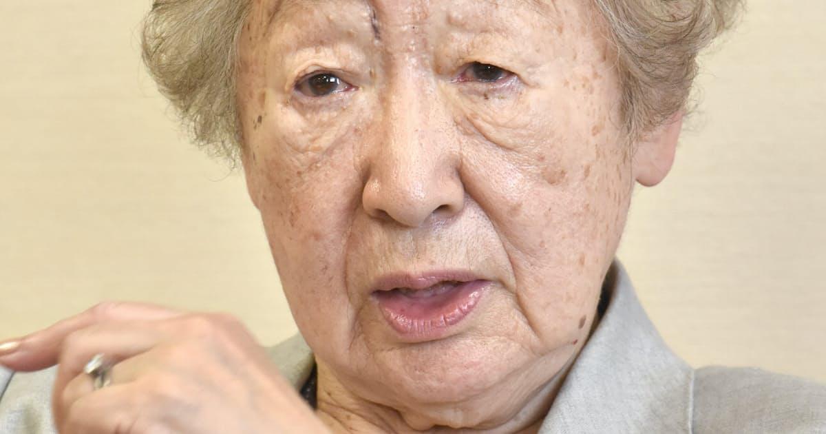 緒方 貞子 死因