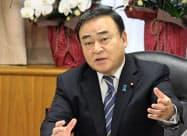 梶山弘志・経済産業相