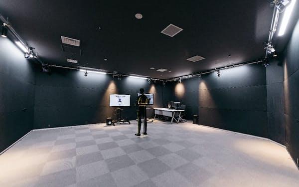 Vチューバー配信スタジオを外部の企業にも提供する