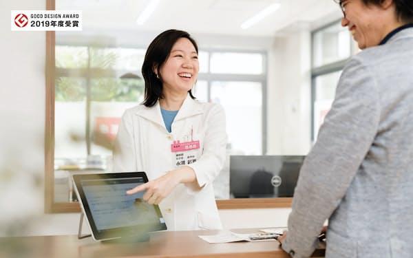 薬歴システム「Musubi」はタブレットを使い薬剤師の業務を効率化する