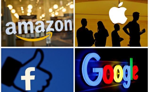巨大テクノロジー企業を規制する動きが各国で広がっている=ロイター