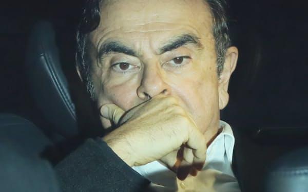 特別背任などの罪で起訴されたカルロス・ゴーン被告