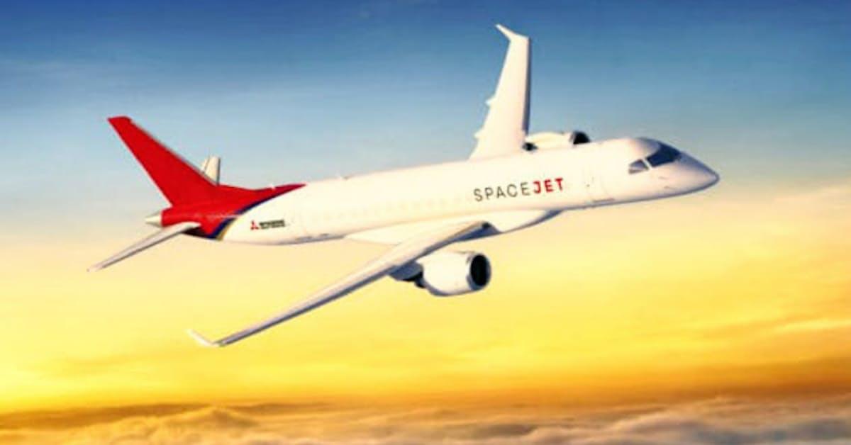三菱航空機、100機の受注キャンセル 米航空会社から: 日本経済新聞