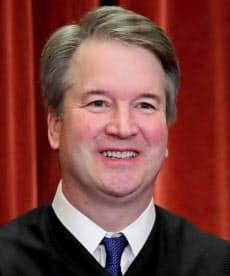 カバノー最高裁判事は、女性への性的暴行疑惑が絶えない=ロイター
