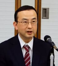 日銀函館支店の加藤健吾支店長