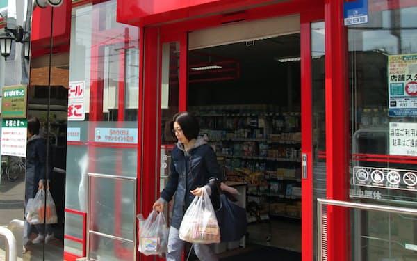 2020年4月から小型食品スーパー「まいばすけっと」全店でもレジ袋を有料化する