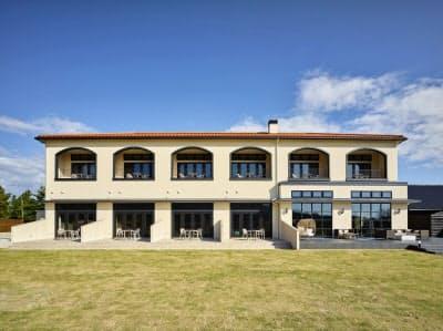 高級感のある新ホテル開業で誘客拡大を目指す