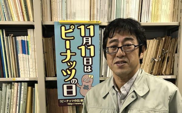 桑田室長は「栽培方法の確立が壁だった」と明かす