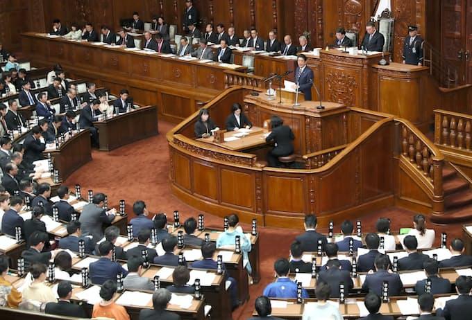 国会、来週に審議再開 予算委6、8日に 与野党合意: 日本経済新聞