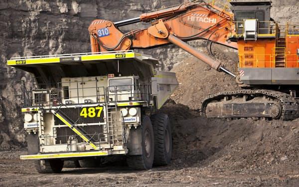 石炭株投資から撤退する投資家が相次ぐ