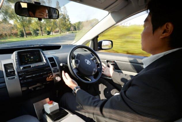 自動運転などの技術革新が自動車業界に変化を迫っている。