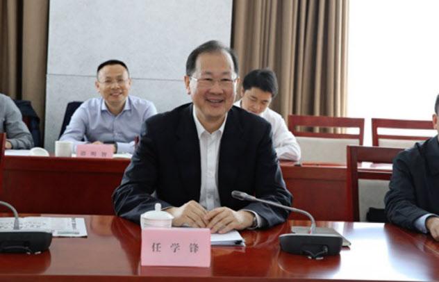 死亡した任学鋒・重慶市党委副書記(中国政府のサイトから)