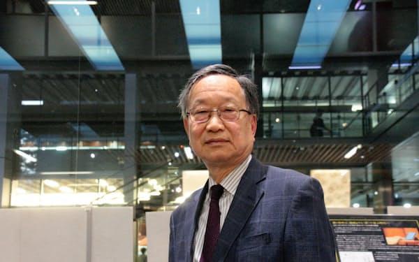 国学院大名誉教授の岡田荘司さん