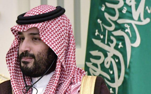 アラムコの上場価値にはムハンマド皇太子が進める経済改革も関係してくる=ロイター