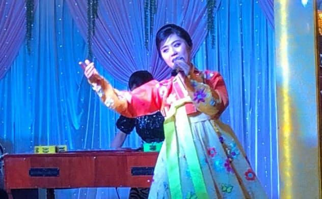 中国東北部の瀋陽の北朝鮮レストランも出稼ぎ労働者による営業が続いている