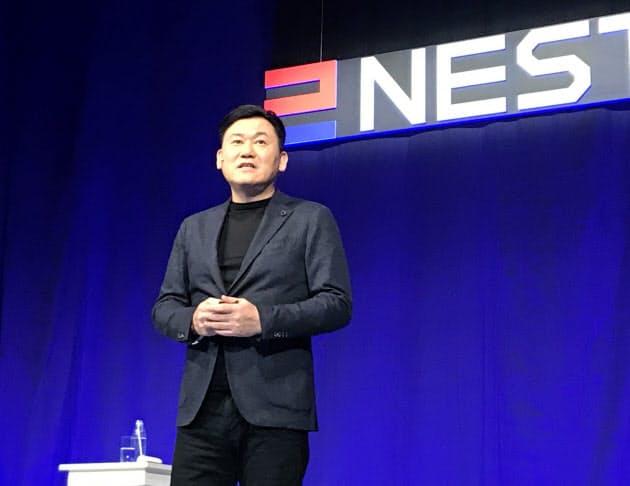 「5Gで社会変革起きる」新経連の三木谷代表理事