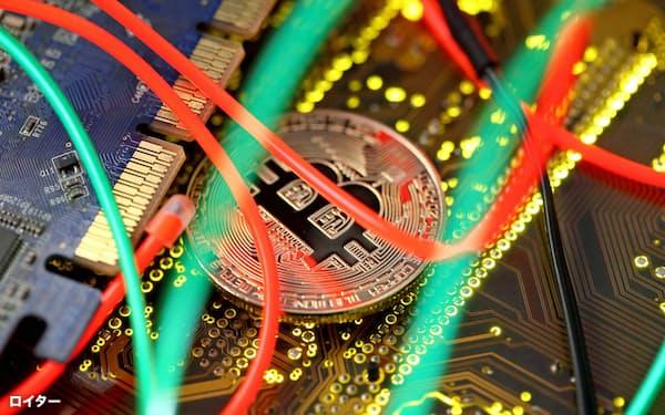 ビットコインの価格操作が疑われている=ロイター