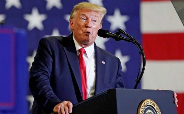 トランプ大統領は再選への準備を着々と進める