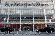 NYタイムズは有料読者が300万人を突破=ロイター
