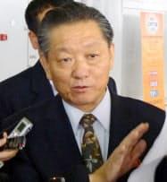 北朝鮮の宋日昊大使は一貫して対日外交を担当してきた(14年5月)