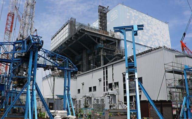 規制委による事故調査が再開された福島第1原発