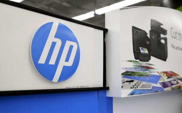 HPはレーザープリンターに続く大ヒットを生み出せなかった=AP