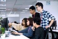 サンアスタリスクはベトナムの開発拠点で1000人以上のエンジニアを抱える