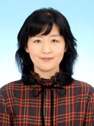 同志社大の次期学長に選出された植木朝子文学部教授(提供 同志社大学)