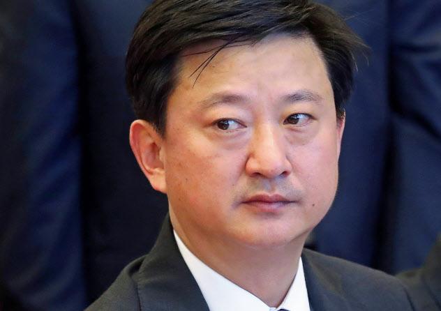 核軍縮に関する国際会議に出席した北朝鮮外務省のチョ・チョルス北米局長(8日、モスクワ)=ロイター