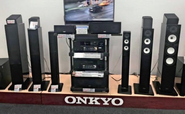 オンキヨーは家庭用オーディオ事業の米社への売却を10月に中止した