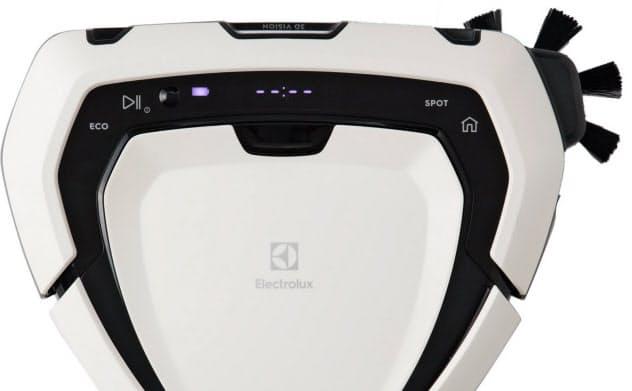 エレクトロラックスが手がける、外出先でも専用のアプリで操作可能なロボット掃除機「PUREi8」