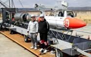 ISTは5月、小型ロケットMOMO3号機の打ち上げに成功した(北海道大樹町)