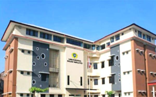 シノケンがインドネシアの大学で開設した日本語研修センター