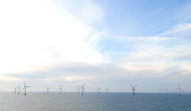コスモHDは洋上風力の案件開発を加速させている(写真はイメージ)