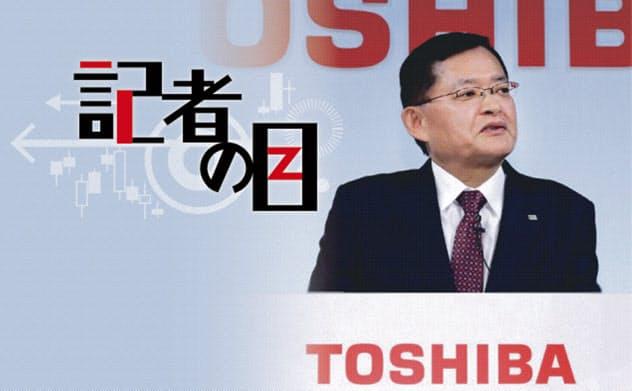 東芝、営業益520億円 全部門黒字化でも成長どこに