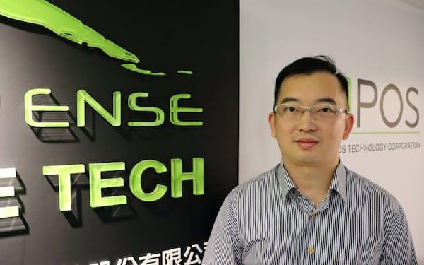 台湾オーセンスの王友光CEOは日本法人を設立