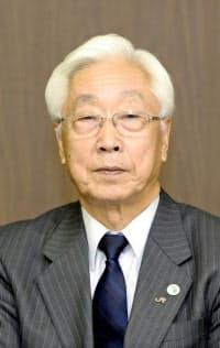 12月10日付で退任する見通しとなったNHK経営委員会の石原委員長