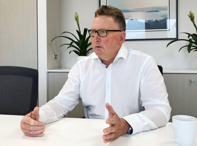NZ準備銀行のオア総裁=ロイター