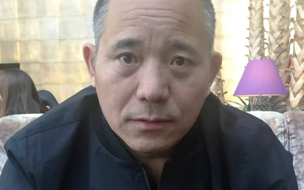 中国人民大学の向松祚教授